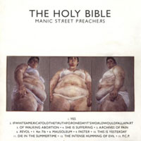 The Top 10 Albums Of The 90s: 10. Manic Street Preachers - The Holy Bible
