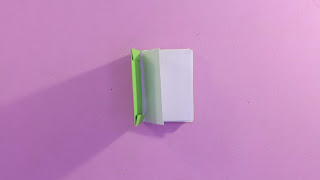 origami notebook easy gấp cuốn sổ notebook bằng giấy