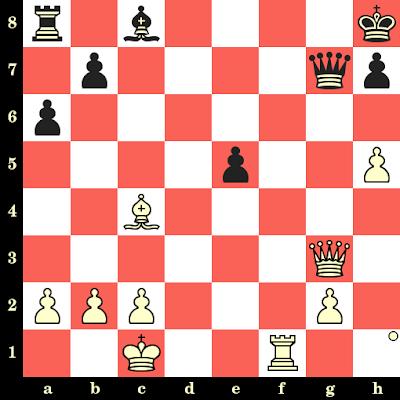 Les Blancs jouent et matent en 4 coups - Johnny Hector vs Jan Lind, Suède, 1985