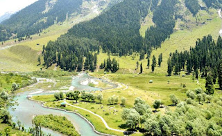 Betab Valley In Kashmir
