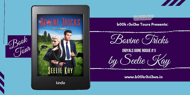 Book Spotlight: Bovine Tricks by Seelie Kay