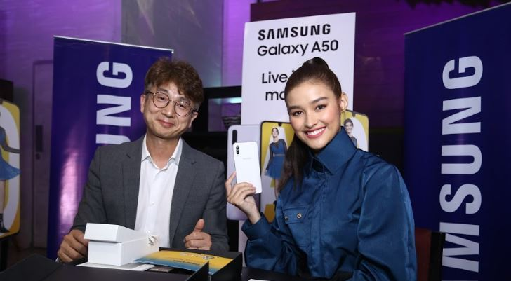 Samsung launches Galaxy A50 and A30 in the Philippines
