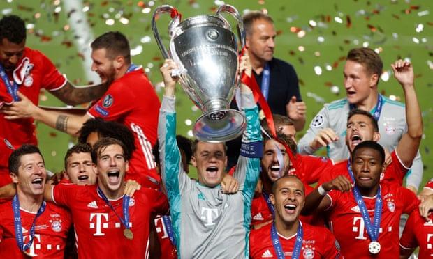 Bayern đăng quang Cúp C1 với siêu kỷ lục, không một nhà vô địch nào bằng 2