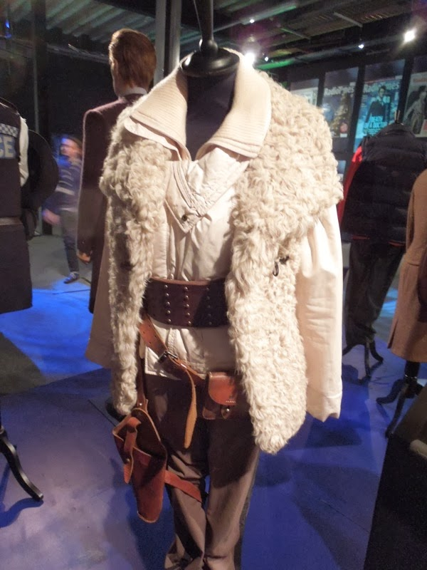 River Song Doctor Who costume