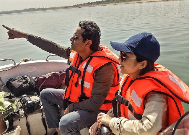 chambal river safari dholpur