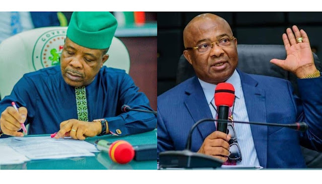 Umeadi Vs Uzodinma: Could Ihedioha Be Returning Back To The Government House?