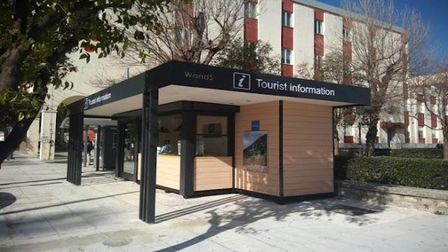 Τουρισμός: Info kiosks από την Περιφέρεια σε Ναύπλιο και Τρίπολη μέσα στο Φθινόπωρο