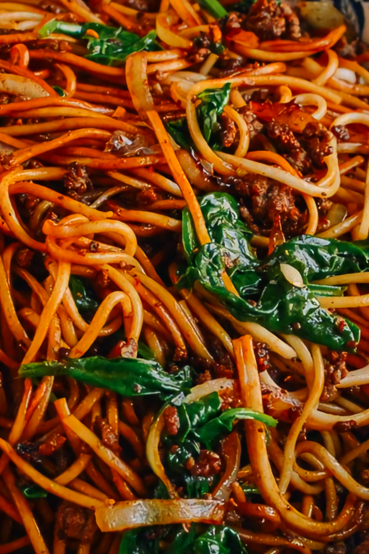 15-Minute Lazy Noodles Recipe
