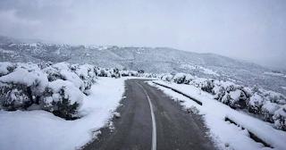 Καιρός: Στα «λευκά» η Ελλάδα τη Μεγάλη Εβδομάδα και το Πάσχα
