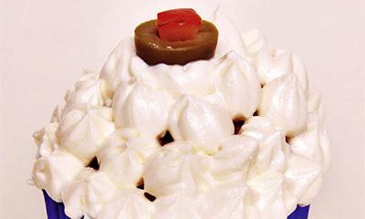 Cupcake de azeitona