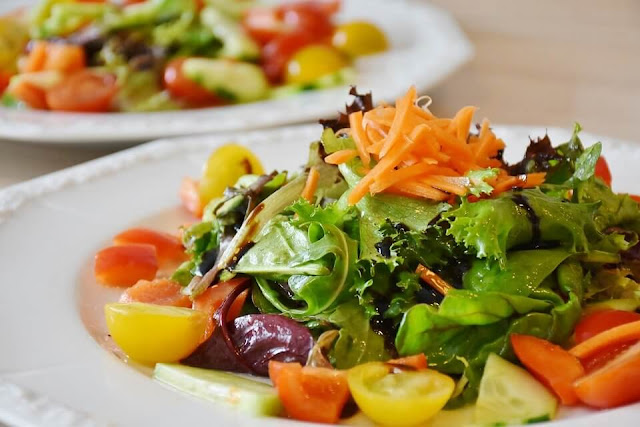 Secrets For Making Delicious Salads for weight loss