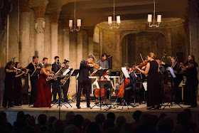 Hugo Ticciati and O/Modernt who make a number of appearances at this years Wimbledon International Music Festival