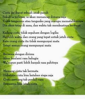 puisi tentang kebersihan
