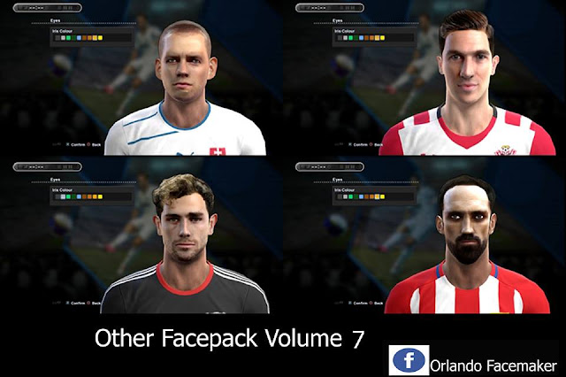 Other Facepack Volume 7
