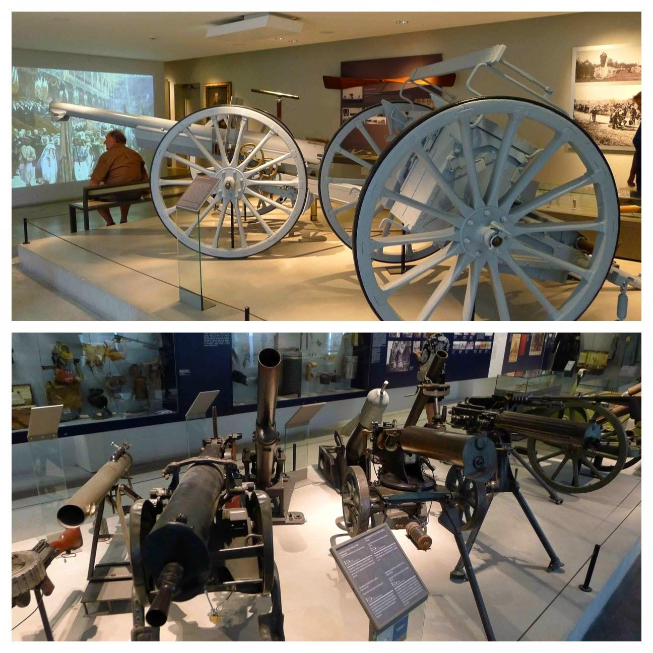 Artillery WWI