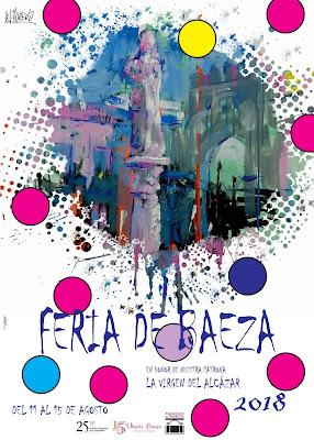 Baeza - Feria 2018 - Antonio José Moreno