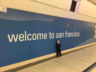 Welcome to San Fransisco