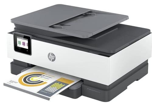 HP OfficeJet Pro 8025e Wireless Smart Color Printer