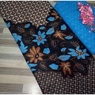 Kain Batik Pekalongan Kawung 594