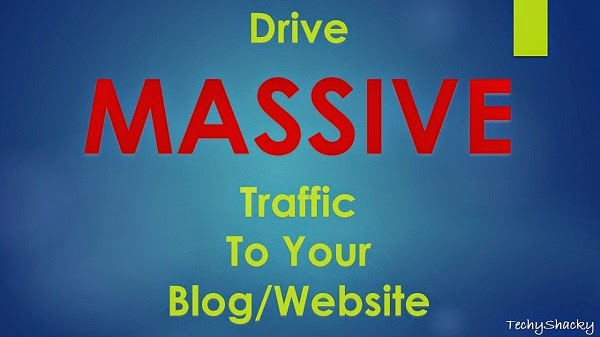 The New Way To Drive Massive Traffic To Your Blog – Crokes Review