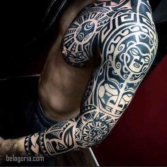 Tatuajes Antebrazo Hombre Tribales