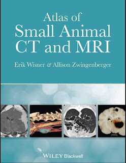 Atlas of Small Animal CT and MRI 1st Edition