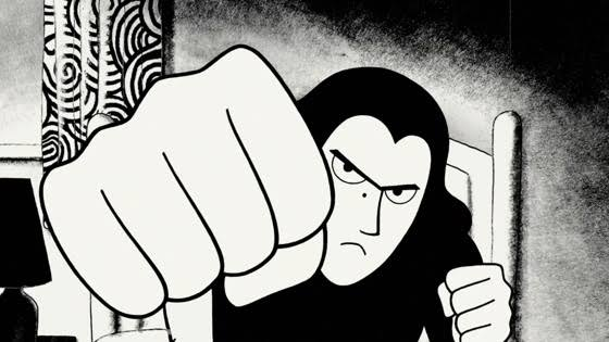 Persepolis: A Graphic Novel with A Heart