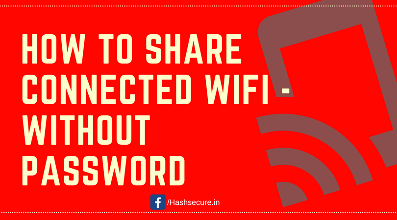 share connect wifi