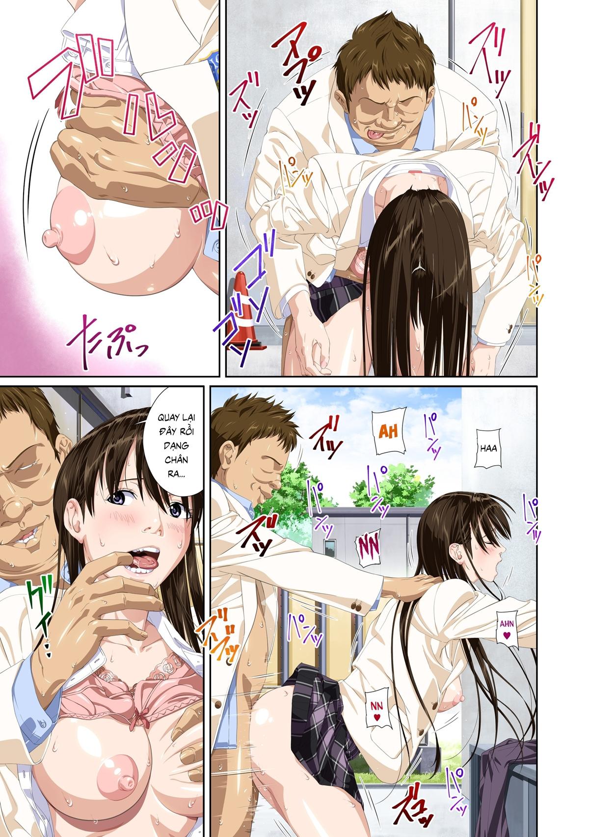 Truyện tranh sex địt em mỹ nhân trường học - Chap 9 - Truyện Hentai