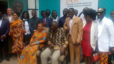 John Agyekum Kufour Foundation