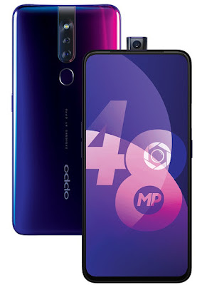 OPPO F11 Pro launched (Pre-order live) | Full specifications, features, and price