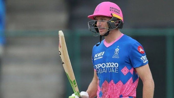 IPL 2021: Jos Buttler hit a stormy century in the 282nd T20 match, played 124 runs innings, 92 of these also blew in 19 balls.