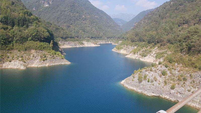Lago Di Valvestin -Septemberwochenende am Gardasee