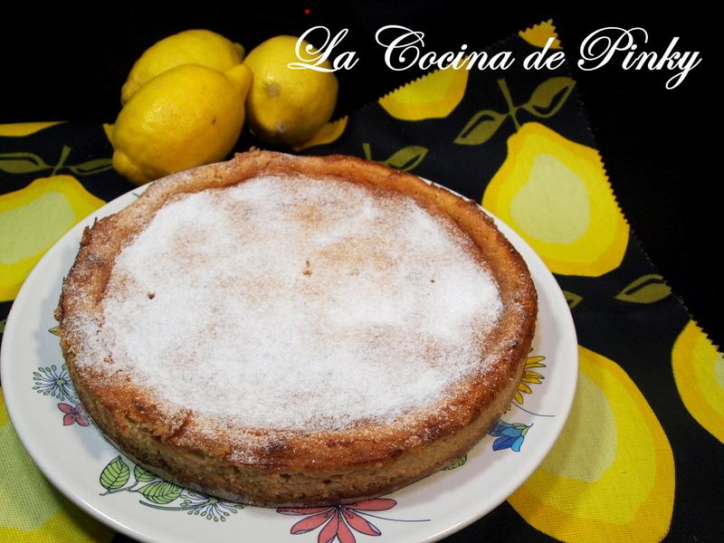 Tarta De Limon Y Leche Condensada
