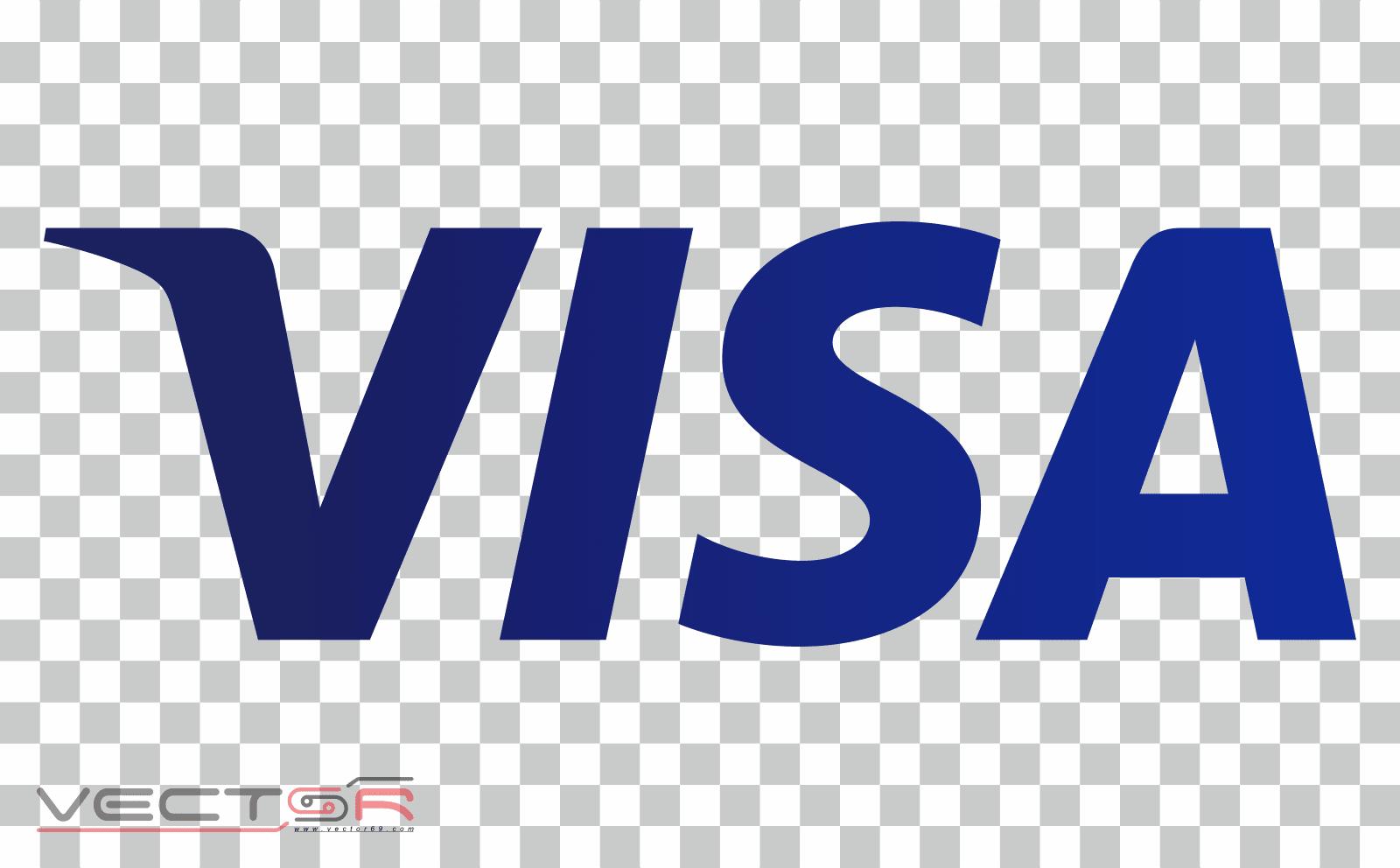Visa (2014) Logo - Download Images PNG (Portable Network Graphics)