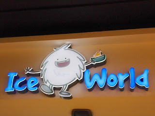 Ice World di Jakarta Sajian Es Nikmat dan Istimewah