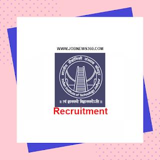 IIT Jodhpur Recruitment 2020 for Data Analyst