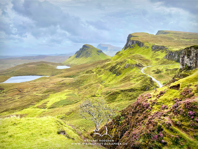 Quiraing Isle of Skye best views must-see places Scotland accommodation cottages