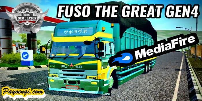 mod bussid fuso c17