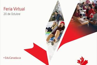 Feria Educativa Virtual del Gobierno de Canadá 2020