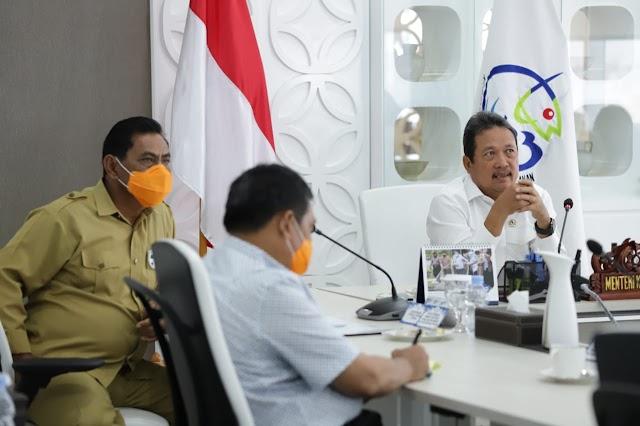 KKP Gandeng PPI Kaji Belitung Sebagai KEK Kelautan dan Perikanan