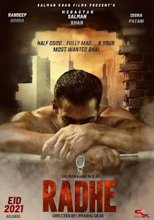 Radhe Full movie download Filmyzilla, TamilRockers, Movierulz