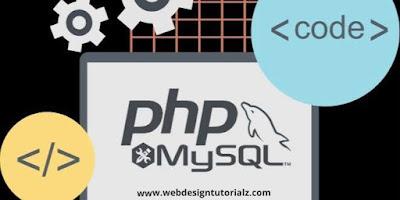 PHP MySQL Database