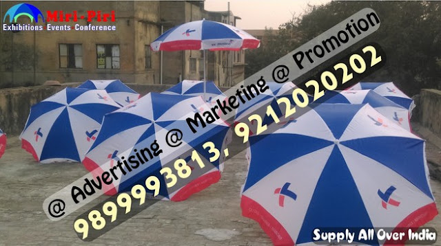 Manufacturers - Advertising Umbrella, Prachar Chhata,Umbrella Wholesalers, Promotional Umbrella Manufacturers, Customized Umbrella, New Delhi, India