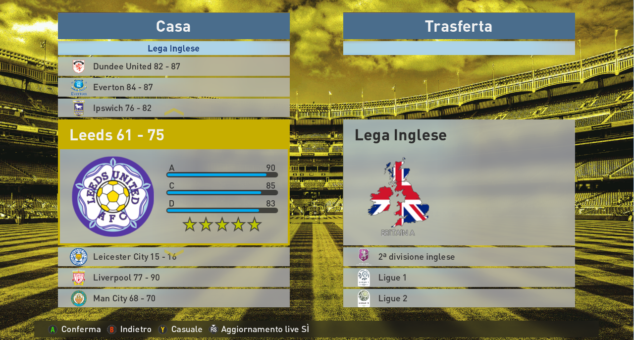 Pro Evolution Soccer 2013 - Patch FR , Traduction