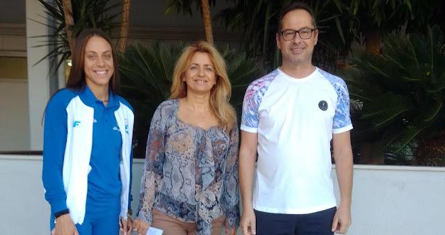 Εκδήλωση στο 1ο Λύκειο Άργους για την 7η Πανελλήνια- Ευρωπαϊκή Ημέρα Σχολικού Αθλητισμού