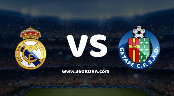 مشاهدة مباراة خيتافي وريال مدريد بث مباشر