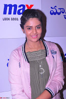 Sree Mukhi at Meet and Greet Session at Max Store, Banjara Hills, Hyderabad (28).JPG