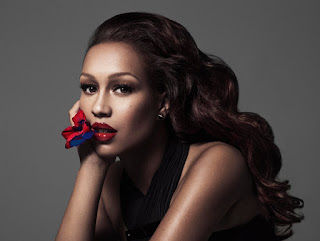 FEATURED ARTIST: REBECCA FERGUSON
