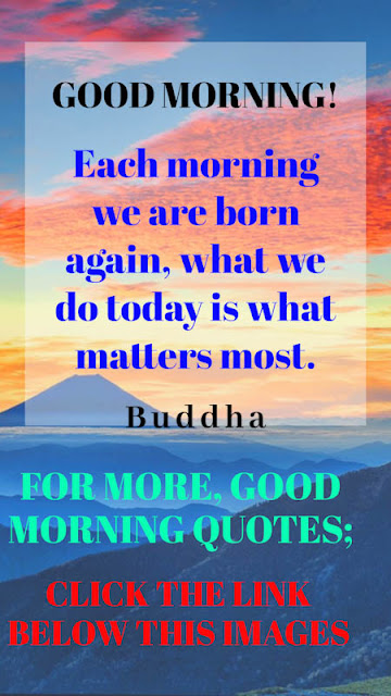 Good morning positive quotes collection